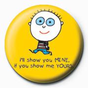 Odznaka  D&G (ILL SHOW YOU MINE)