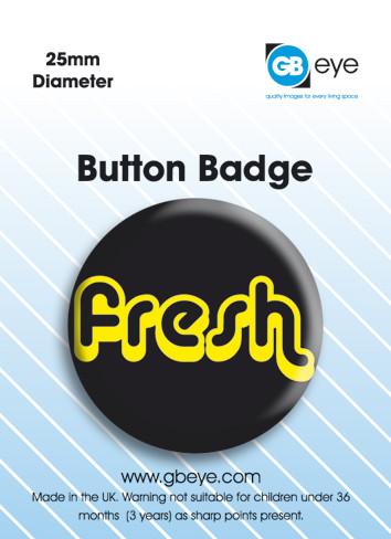 Odznaka Fresh