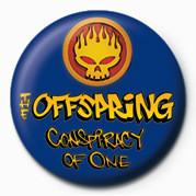 Odznaka OFFSPRING - CONSPIRACY