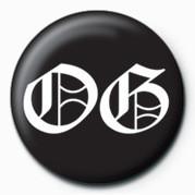 Odznaka OG (Original Gangster)