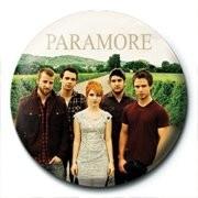 Odznaka PARAMORE - band