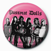 Odznaka Pussycat Dolls (Group)