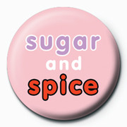 Odznaka Sugar & Spice