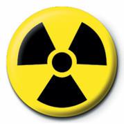 Odznaka TOXIC WASTE (LOGO)
