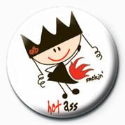 Odznaka Ugly Little Bitch (Hot Ass