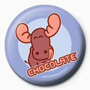 Odznaka WithIt (Chocolate Mousse)