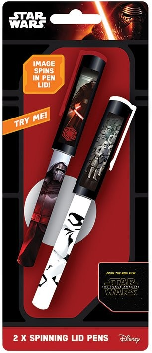 Star Wars, Episodio VII - Spinning Pen Set Olovka