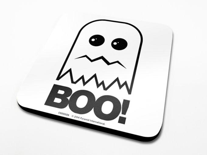 Boo!  Onderzetters