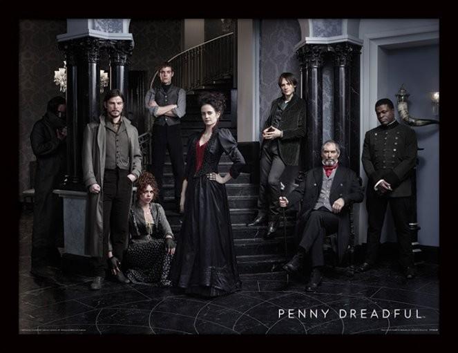 Plakat Penny Dreadful (Dom grozy) – Group