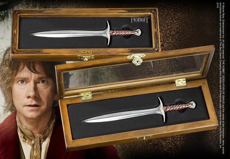 El Hobbit - Bilbo Baggins Sting