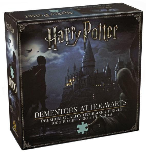 Puzzle Harry Potter - Dementors at Hogwarts