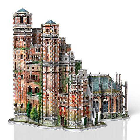Puzzle Juego de Tronos - The Red Keep 3D
