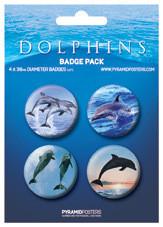 Paket značk DOLPHINS