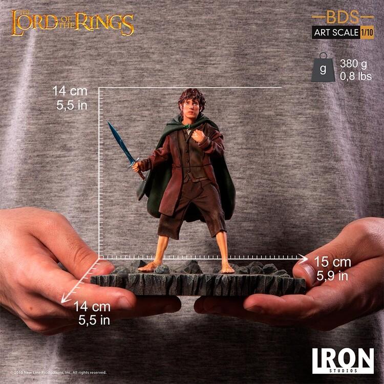 Figúrka Pán prsteňov - Frodo