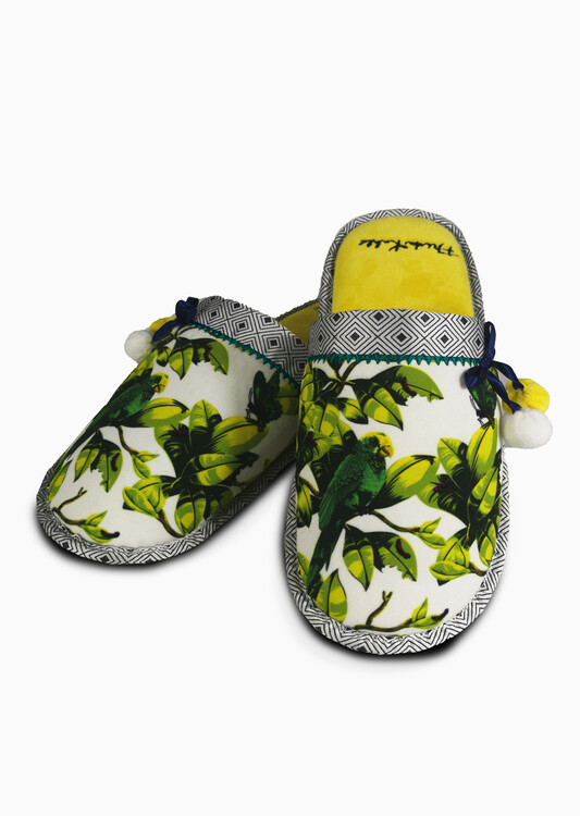 Pantofle Frida Kahlo - Bonito