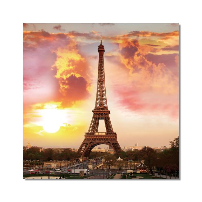 Paris - Eiffel tower Moderne billede