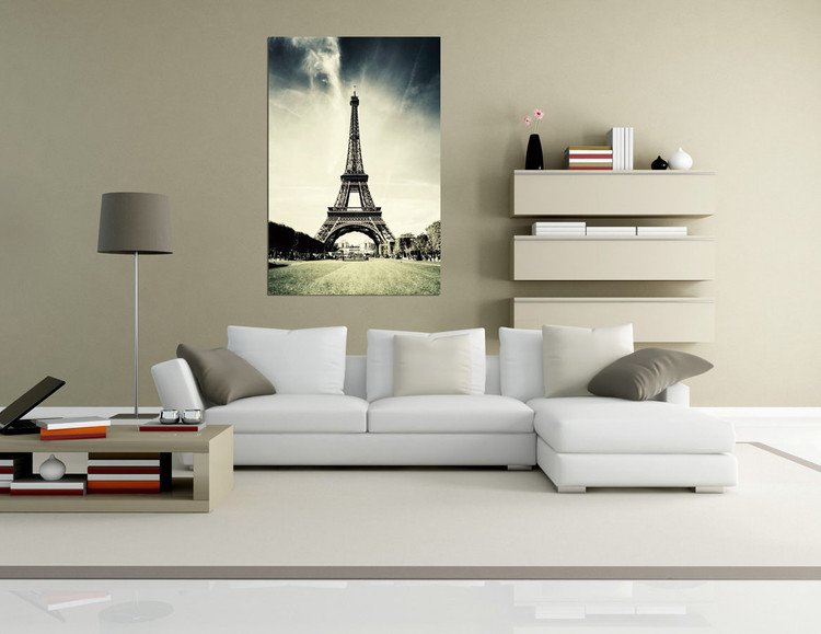 Cuadro  Paris - Eiffel tower