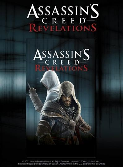 Assassin's Creed Relevations – duo pegatina