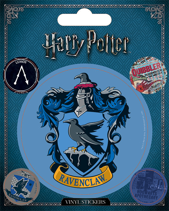 Harry Potter - Ravenclaw pegatina