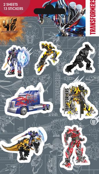 Transformers 4 - Mix pegatina