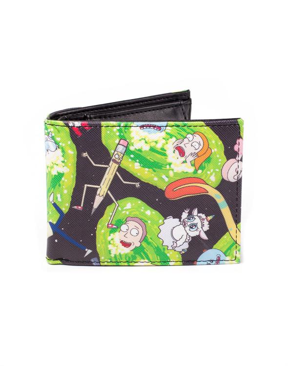 Peněženka  Rick & Morty - Characters