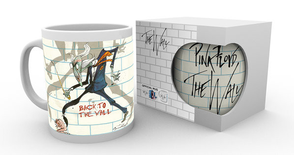 Taza Pink Floyd: The Wall - Back To The Wall