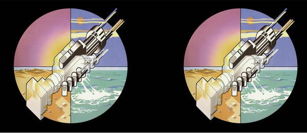 Hrnek Pink Floyd - Wish You Were Here
