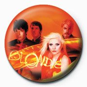 Pin - BLONDIE (BAND)