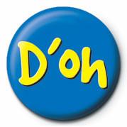 Pin - D'OH