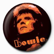 Pin - David Bowie (Orange)