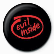 Pin - EVIL INSIDE