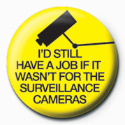 Pin -  I'D STILL HAVE A JOB (SURV