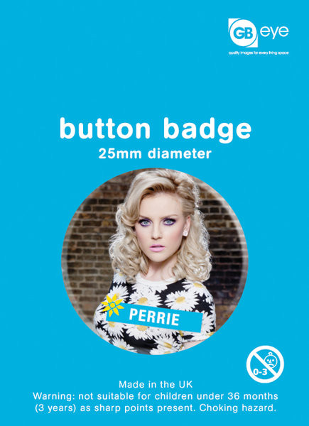 Pin - LITTLE MIX - perrie