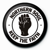 Pin - NORTHERN SOUL