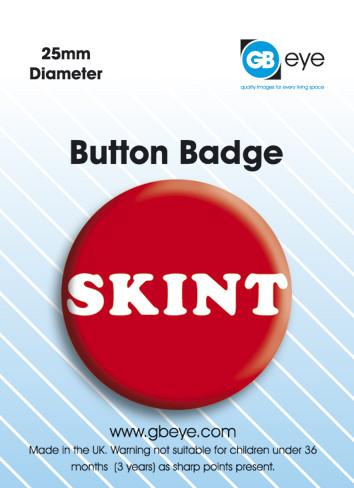 Pin - skint
