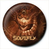 Pin - Soulfly - Demon