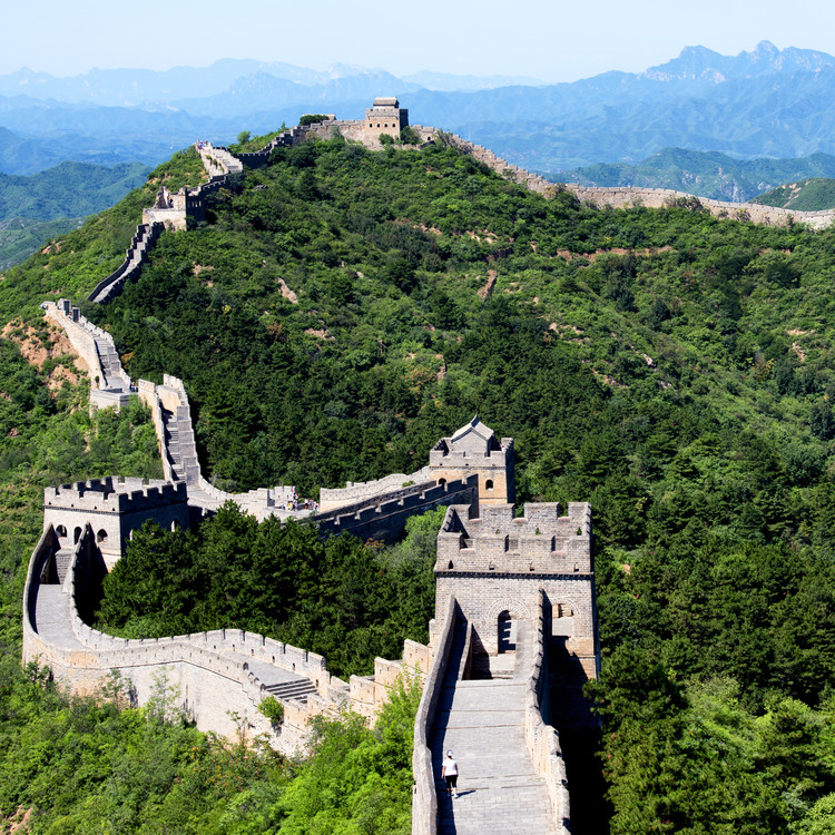 Cuadros en Lienzo China 10MKm2 Collection - Great Wall of China II