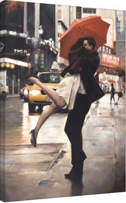 Pinturas sobre lienzo Daniel Del Orfano - The Reunion