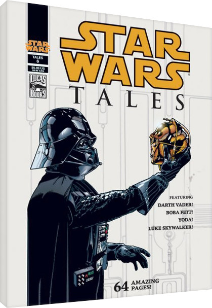Cuadros en Lienzo Star Wars - Tales