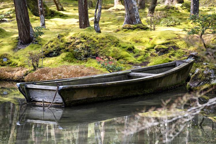 Cuadros en Lienzo Traditional Wooden Boat