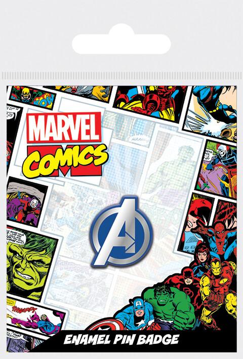 Placka Avengers - Logo