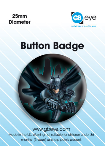 Odznak Batman City