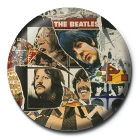 Odznak BEATLES - anthology 3