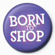 Placka Born to shop