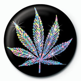 placky CANNABIS LEAF