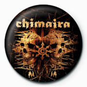 Placka  Chimaira (Double Skull)