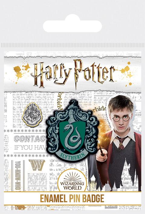 Placka Harry Potter - Slytherin