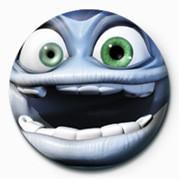 Odznak JAMSTER - Crazy Frog (Clos