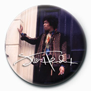 Placka JIMI HENDRIX (DOOR)