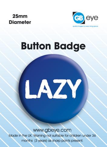 Odznak Lazy